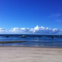 Foto tirada no(a) Praia do Francês por Let's Dive E. em 5/22/2013