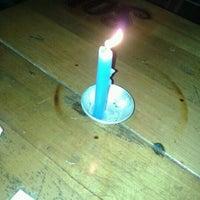 Photo taken at Freud Bar by Amanda T. on 10/12/2012