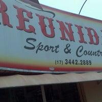 Photo taken at Reunidas Sport & Country by Rodrigo A. on 2/9/2013