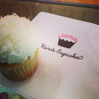 Photo taken at Kara's Cupcakes by Sarah H. on 3/23/2013