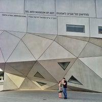 Photo taken at Tel Aviv Museum of Art by David B. on 5/8/2013