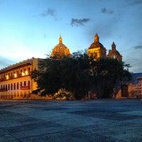 Photo taken at Centro Histórico de Cartagena / Ciudad Amurallada by Elcias M. on 7/22/2013