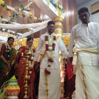 Photo taken at Sri Sithi Vinayagar Temple by Captain T. on 12/7/2013