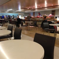 Photo taken at Air France Lounge by Armando C. on 2/3/2013