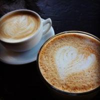 Photo taken at Cross Street Coffee by Watty W. on 1/18/2013