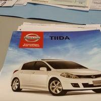 Photo taken at Nissan Diaz (AutoNichi) by Nicolas V. on 1/8/2014