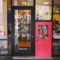 Photo taken at Kid To Kid Houston Galleria by Maria P. on 2/7/2014