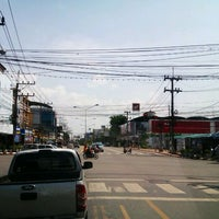 Photo taken at Saeng Phet Intersection by Plakad on 10/13/2012