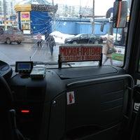 Photo taken at Автобус №363 by Viktoria ✌🎶 E. on 3/6/2013