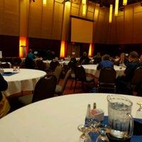 Photo taken at Salem Conference Center by Allie F. on 4/20/2017