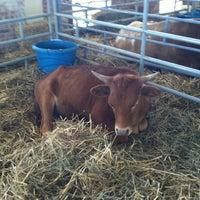Photo taken at Kansas State Fairgrounds by Justin B. on 9/16/2012