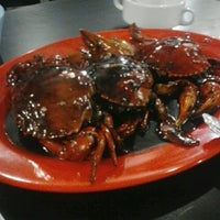 Photo taken at Dandito Seafood   Restaurant by Dim C. on 7/1/2013