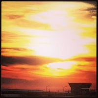 Photo taken at Sea Wall NAS Pensacola by Anna B. on 1/25/2013