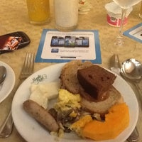 Photo taken at Centennial Hall (Manila Hotel) by Tani V. on 11/8/2012