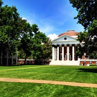 Photo taken at University of Virginia by Ronald B. on 6/1/2013