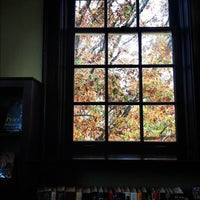 Photo taken at DC Public Library - Georgetown by Ronald B. on 10/27/2012
