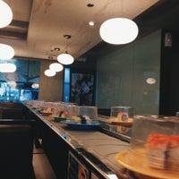 Photo taken at Sakae Sushi by Justin D. on 10/11/2014