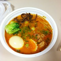 Photo taken at Nom Nom Ramen by Shan C. on 1/25/2013