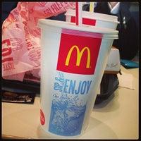 Photo taken at McDonald's by Ayato N. on 3/11/2013
