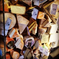 Photo taken at St. James Cheese Company by Ashley M. on 11/23/2012