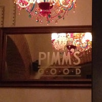 Photo taken at Pimm's Good by Oxana M. on 2/2/2014