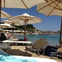 Photo taken at Grand Resort Lagonissi by Dora P. on 7/19/2013
