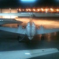 Photo taken at Hangar JAT Just in Air by Igor C. on 3/7/2014