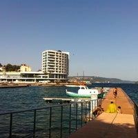 10/17/2012 tarihinde Alihan S.ziyaretçi tarafından Tarabya Sahili'de çekilen fotoğraf