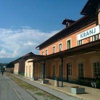 Photo taken at Železniška postaja Kranj by M Salih D. on 6/10/2015