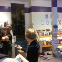 Photo taken at Comix Experience by Tanausú C. on 8/29/2015