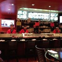 Photo taken at Love Sushi by Konstantin K. on 11/19/2012