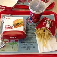 Photo taken at KFC by たんぱ君 on 9/15/2013