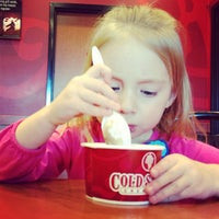 Photo taken at Cold Stone Creamery by Timothy D. on 3/9/2013
