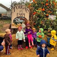 Photo taken at Tougas Family Farm by Timothy D. on 10/10/2012