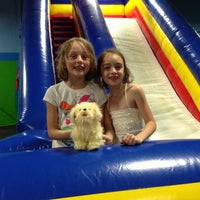 Photo taken at Playtown Express by Timothy D. on 5/22/2013
