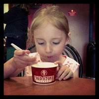 Photo taken at Cold Stone Creamery by Timothy D. on 6/6/2013