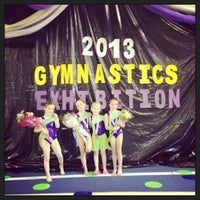 Photo taken at Jean's Gymnastics by Timothy D. on 6/15/2013