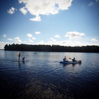 Photo taken at Boating in Boston at Hopkinton State Park by Timothy D. on 8/8/2015