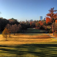 Photo taken at Ansley Golf Club by Timothy D. on 11/21/2012