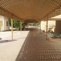 Photo taken at Taibah University by Fahad A. on 9/11/2013