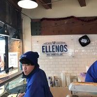 Foto tomada en Ellenos Real Greek Yogurt por Bóng Bay el 1/27/2018