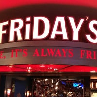 Photo taken at TGI Fridays by Rob M. on 12/26/2012