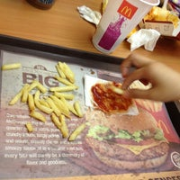 Photo taken at McDonald's by Sally Y. on 12/29/2012