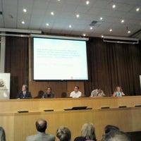 Photo taken at Ελληνική Ολυμπιακή Επιτροπή by Manolis P. on 9/19/2012