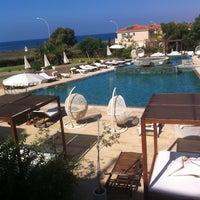 Photo taken at E Hotel Spa & Resort by Davide L. on 6/14/2013
