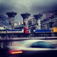 Photo taken at zonguldak tir parki by müslüm y. on 12/31/2013