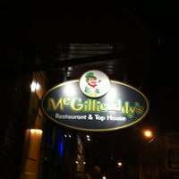 Photo taken at McGillicuddy's Restaurant & Tap House by Michael D. on 10/27/2012