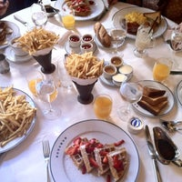 Photo taken at Bouchon Bistro by Michael D. on 10/16/2012