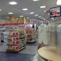 Photo taken at ベビーザらス 豊中店 by ojironu on 8/12/2013