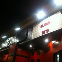 Photo taken at Brighton Music Hall by Brad S. on 10/17/2012